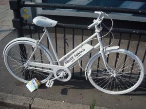 Bike ghost